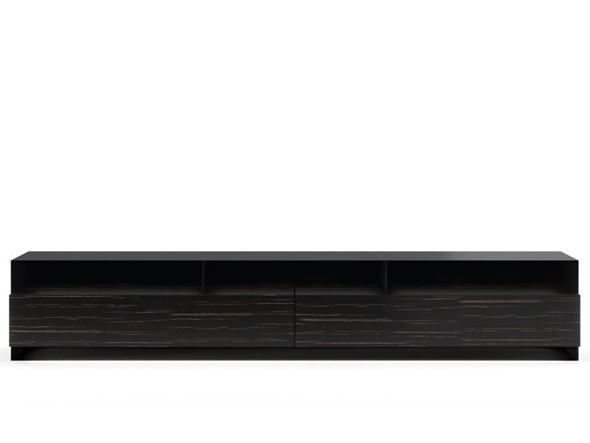 Low TV cabinet with drawers JERSEY by PRADDY