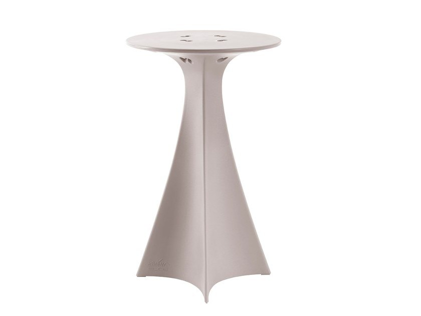 Polyethylene high table JET by SLIDE