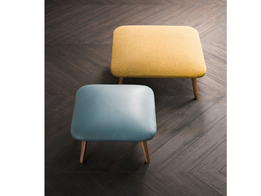 Footstool JIL by Flou