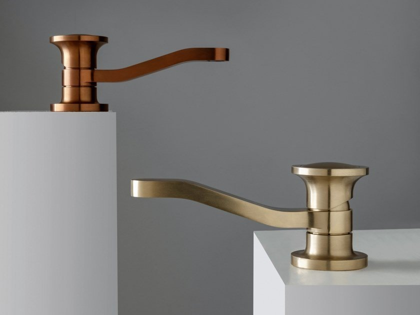 Stainless steel washbasin tap JK21 | Washbasin tap by ZAZZERI