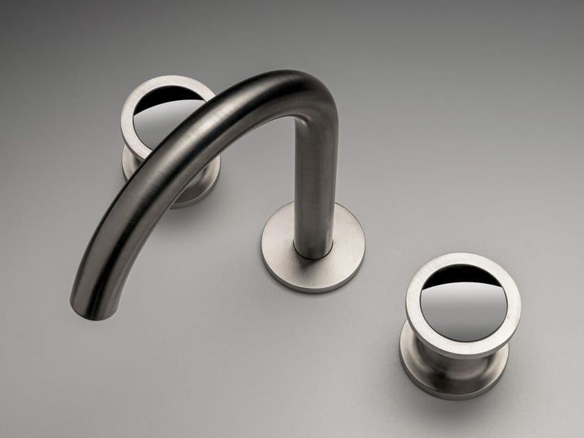 JK21 | Torneira para lavatório de aço inox