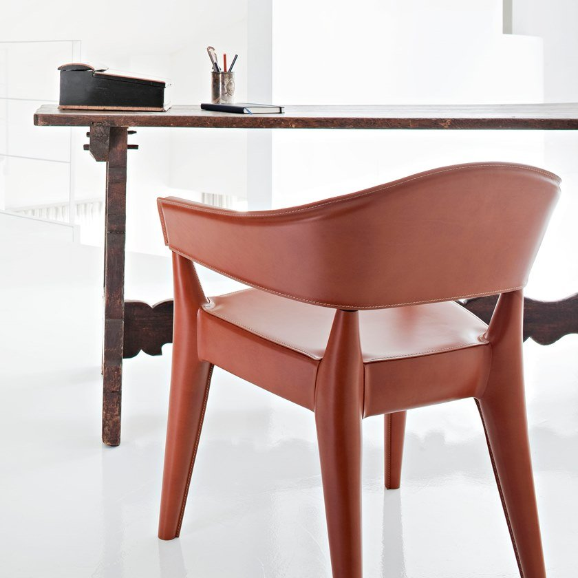 Sedia In Con Design Alma JoCuoietto Braccioli 34jRL5Aq
