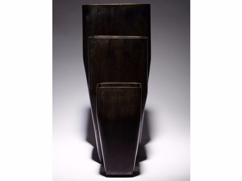 Bronze vase JO, JACK & BILL by Reda Amalou