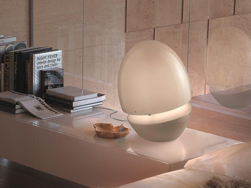 Contemporary style direct light glass bedside lamp JO LT by Vetreria Vistosi
