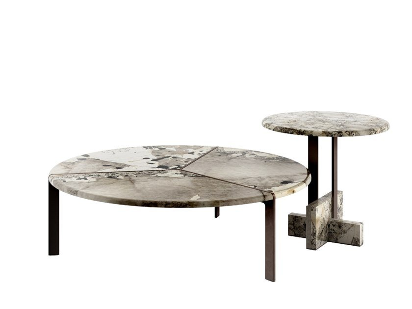 Round Marble Coffee Table Joa By