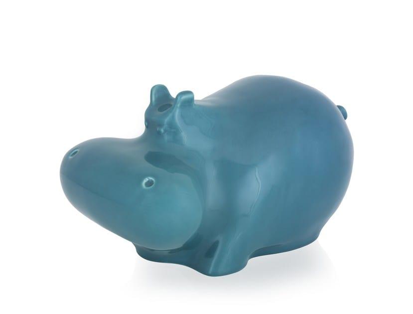 Ceramic decorative object JOE L'HIPPO by ENVY