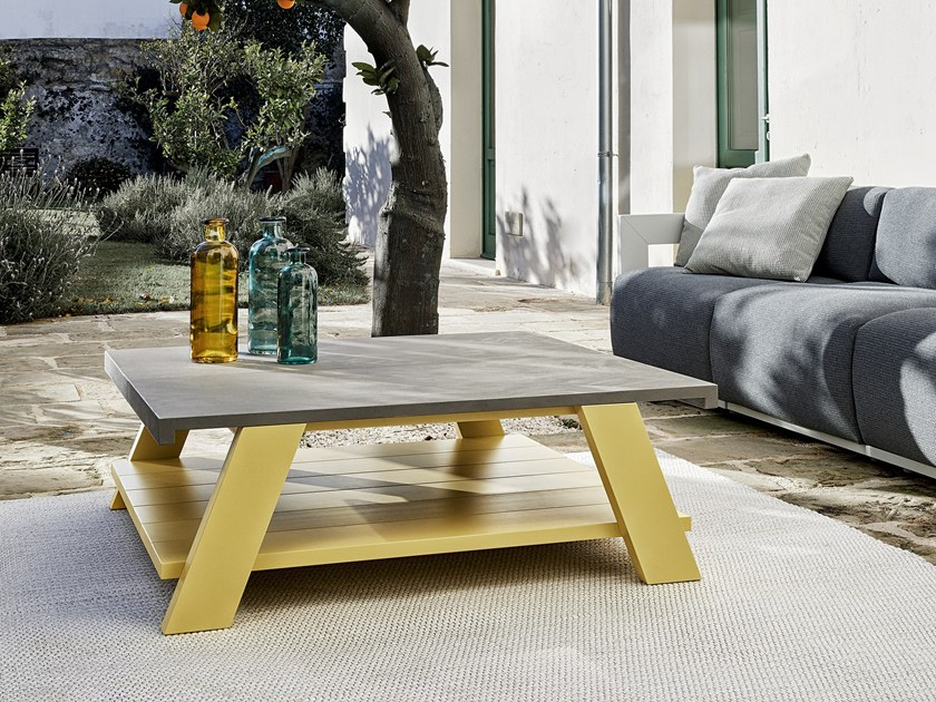 Low coffee table JOI | Coffee table by Meridiani