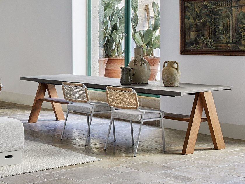Dining table JOI | Table by Meridiani