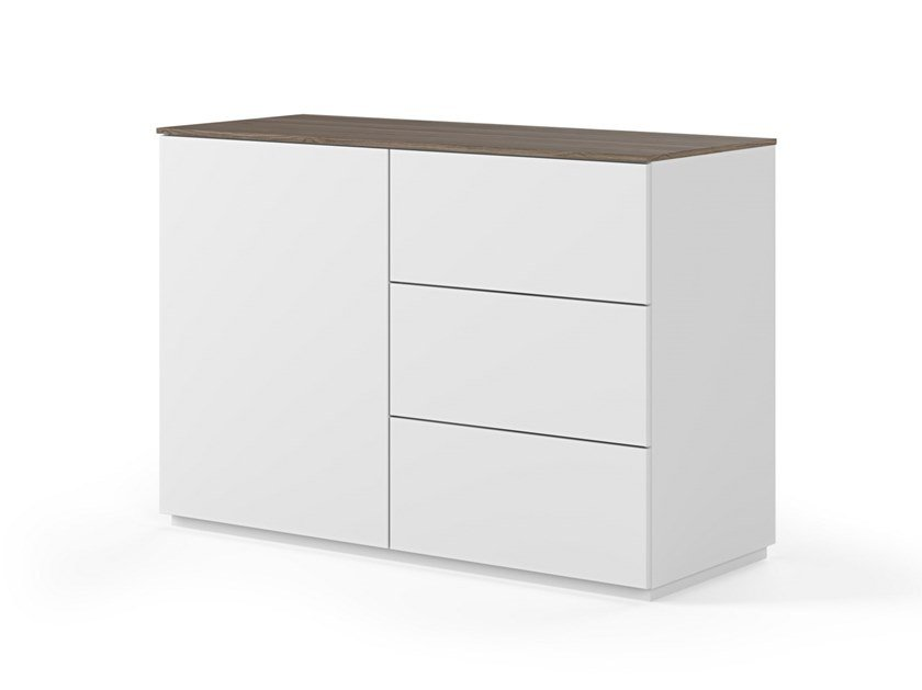 Sideboard with drawers JOIN 120 by TemaHome
