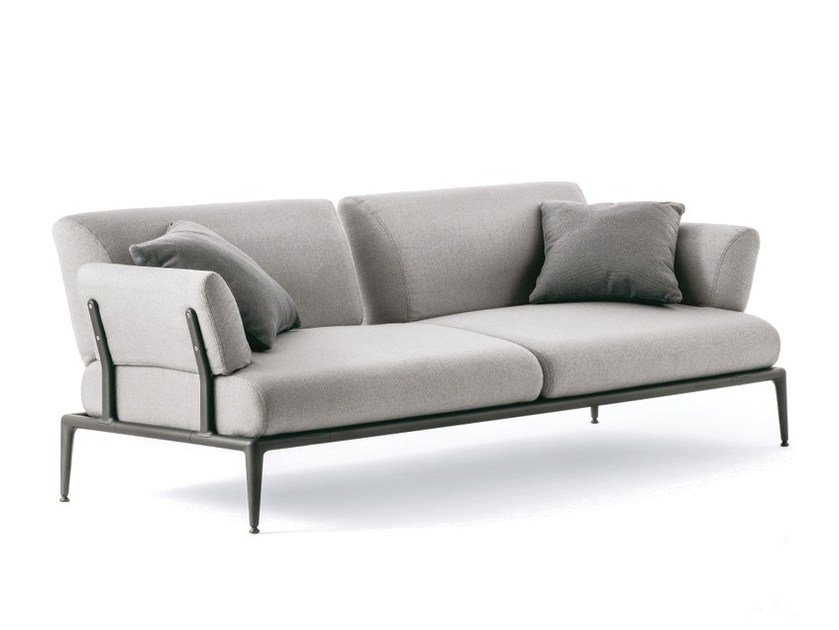 3 seater fabric sofa JOINT | Sofa by FAST