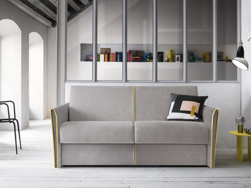 3 seater fabric sofa bed JOLIE by Felis