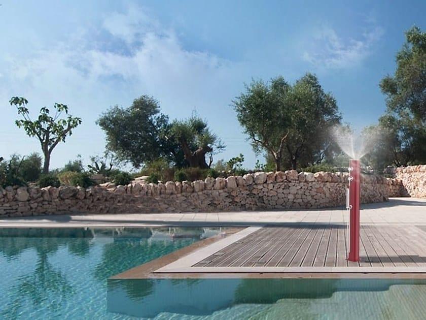 Fontana da giardino solare con nebulizzatore jolly go 150 by arkema