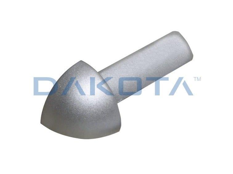 Profilo paraspigolo in acciaio inox raccordo profilo jolly by dakota