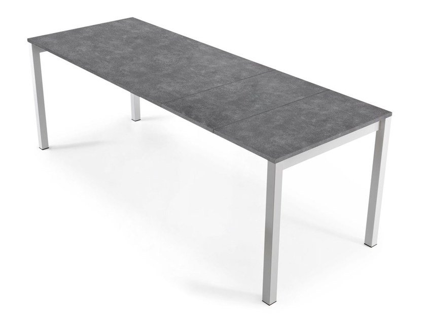 Mesa extensible de comedor rectangular JOLLY By Pointhouse