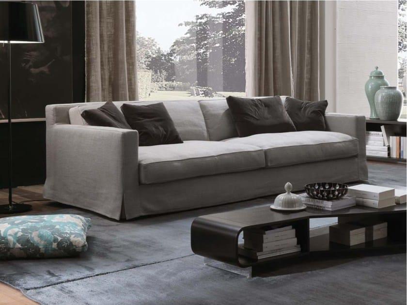JORDAN | 4 seater sofa By Frigerio Salotti