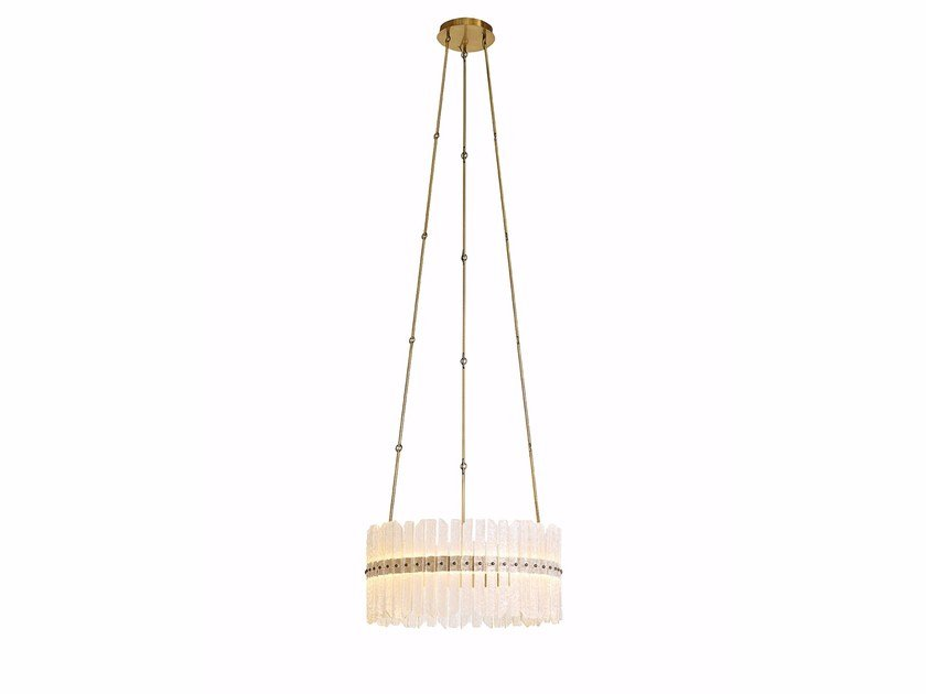 Direct-indirect light pendant lamp JOSEPHINE | Pendant lamp by MARIONI