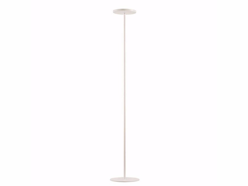 Lampada da terra a LED orientabile in metallo JOSHUA by Linea Light Group