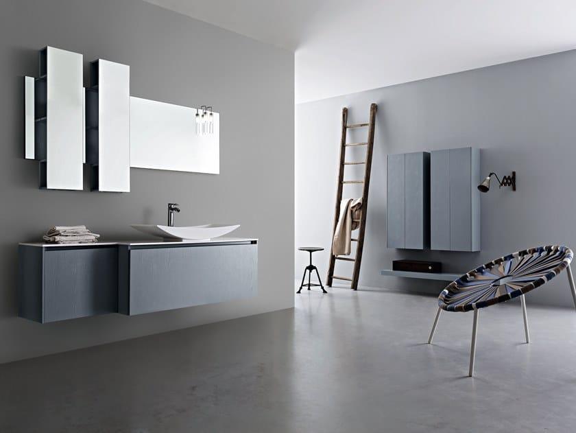Arredo bagno completo joy by cerasa design stefano spessotto