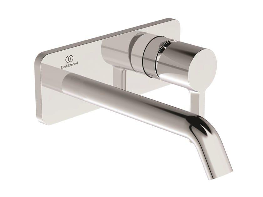 Wall-mounted single handle washbasin mixer JOY - A7380 by Ideal Standard