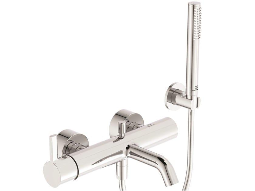 External single handle bathtub mixer JOY - BC787 by Ideal Standard