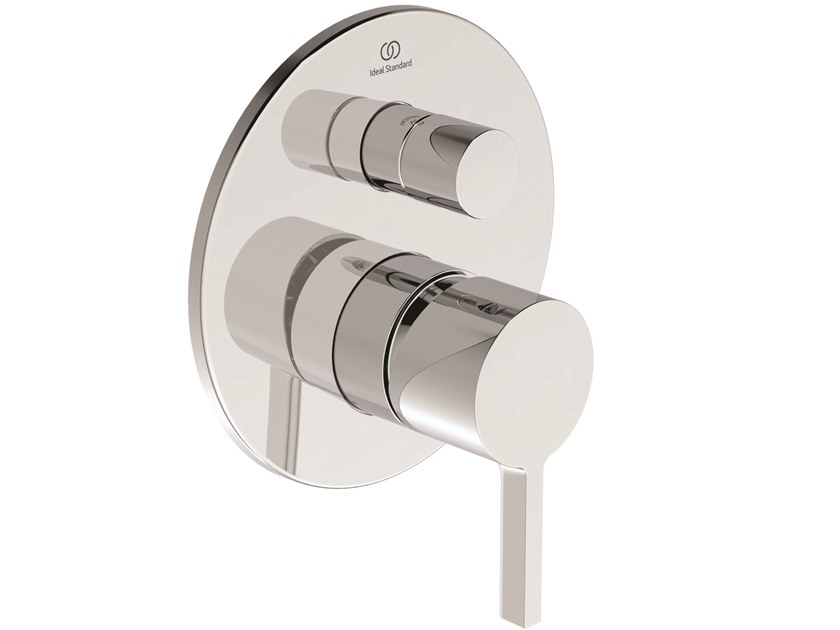 Recessed single handle shower mixer JOY - A7386 by Ideal Standard