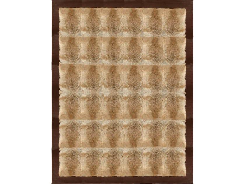 Fur rug JUANO by Miyabi casa