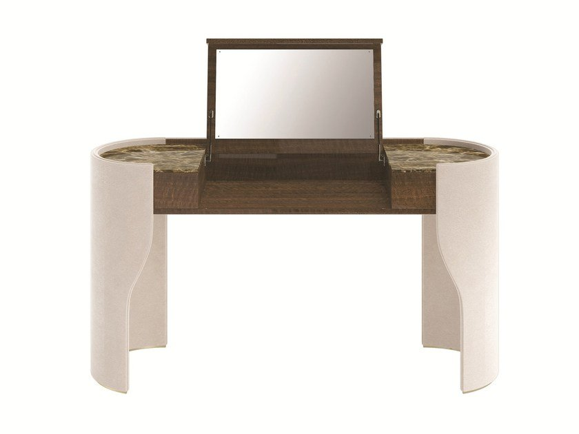 Rectangular solid wood console table JUBILEE   Console table by Capital Collection