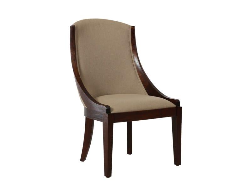 Fabric chair JUJU | Chair by WARISAN