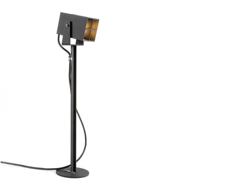LED bollard light JULIEN SQUARE   Bollard light by Modular Lighting Instruments