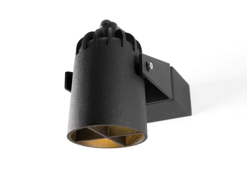 Lampada da parete per esterno a LED orientabile JULIEN ROUND | Lampada da parete per esterno by Modular Lighting Instruments