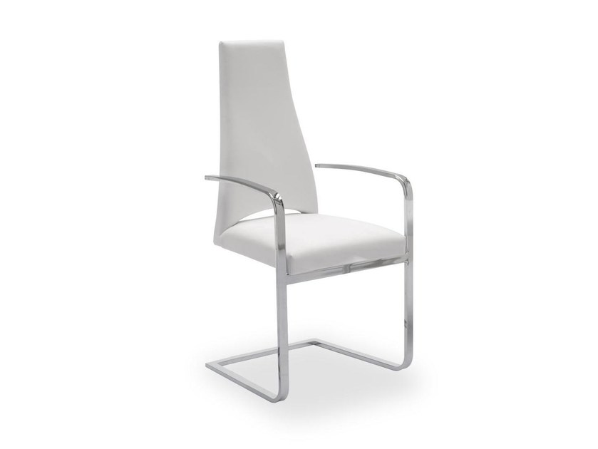 JULIET | Sedia con braccioli By Calligaris