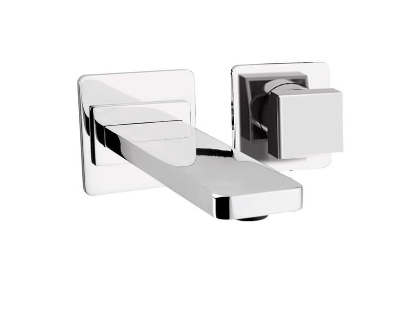 Wall-mounted washbasin mixer JUMP MONO   Washbasin mixer by BIANCHI RUBINETTERIE