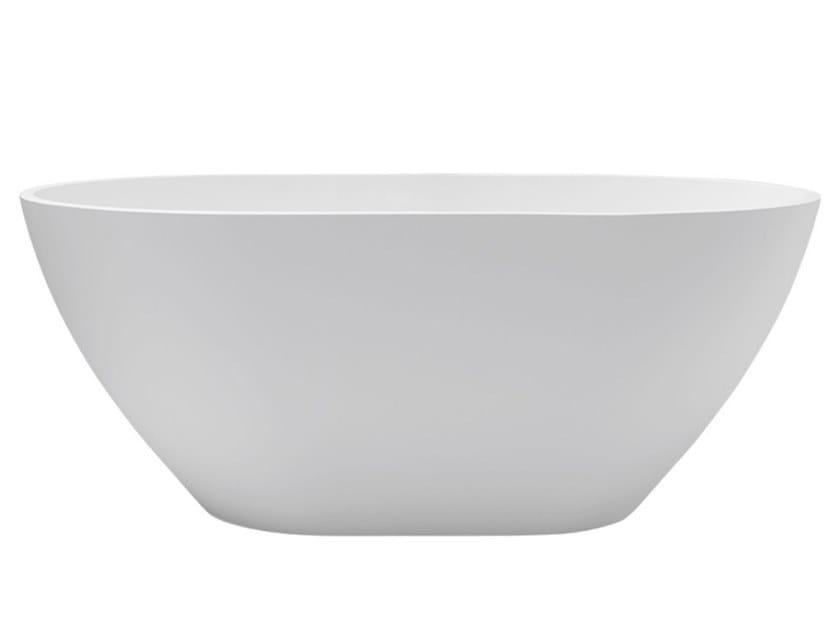 Oval Livingtec® bathtub JUNE by Ex.t