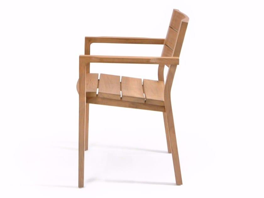 Fischer Moebel june garden chair by fischer möbel
