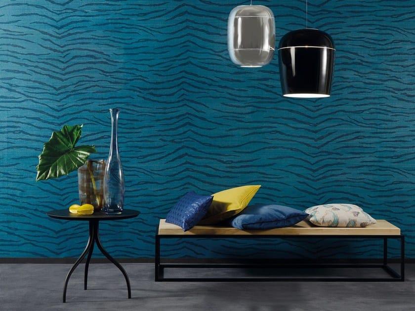 Nonwoven wallpaper JUNGLE ANIMALIA by Omexco