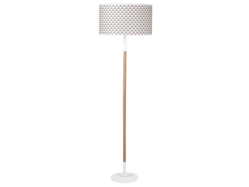 Floor lamp JUNGLE by Brossier Saderne