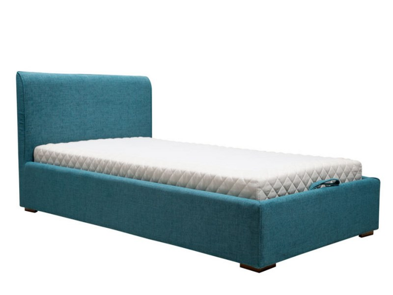 JUNIOR | Bed with high headboard By SOFTREND design Argo Tamm