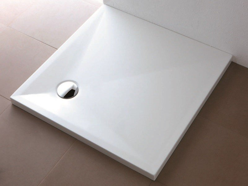 Shower tray OLYMPIA CERAMICA - K 90x90 by Archiproducts.com
