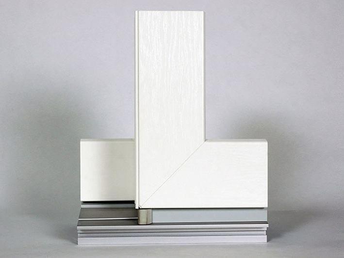 PVC profile K AKTIV by Triade