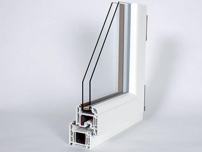 PVC profile K DESIGN by Triade