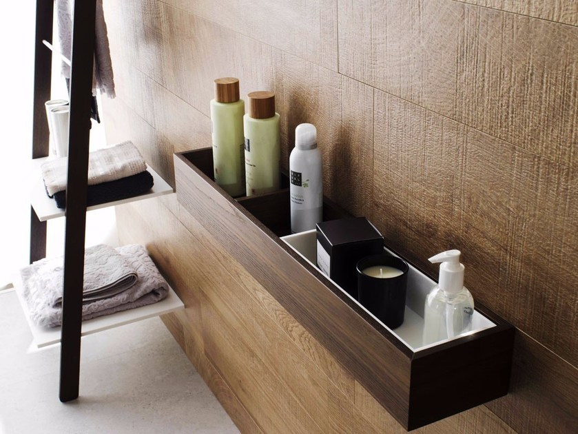 K | Krion® bathroom wall shelf By Systempool