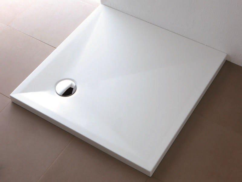 K | Piatto doccia quadrato