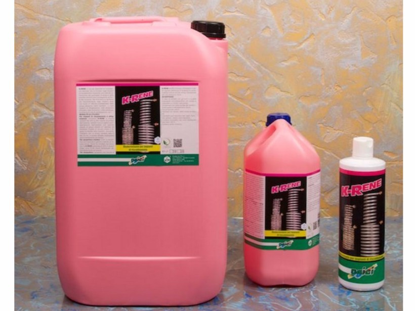Chemical for water system maintenance K-RENE by NAICI ITALIA