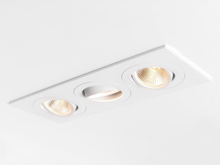 LED recessed spotlight K-SET by Modular Lighting Instruments