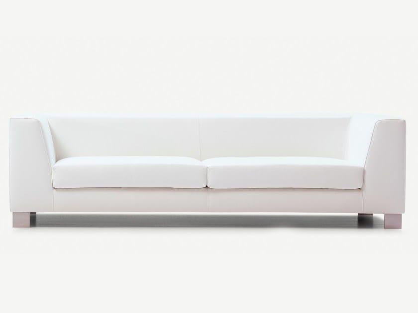 Leather sofa K2 by Sancal