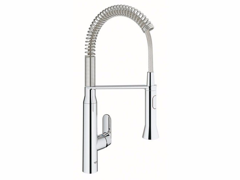 K7 SIZE M | Professional kitchen mixer tap By Grohe