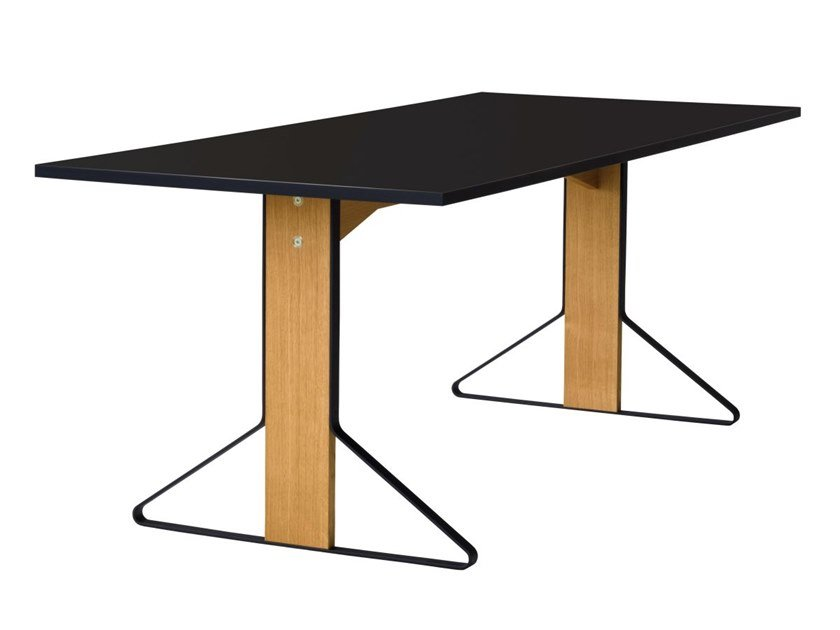 Rectangular table KAARI | Rectangular table by Artek