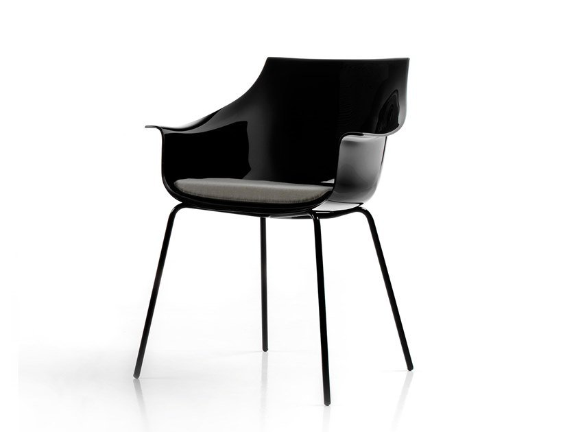ABS chair with armrests KAB | ABS chair by ESTEL GROUP