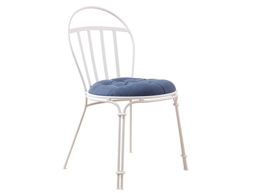 Metal garden chair KABA | Chair by ALANKARAM