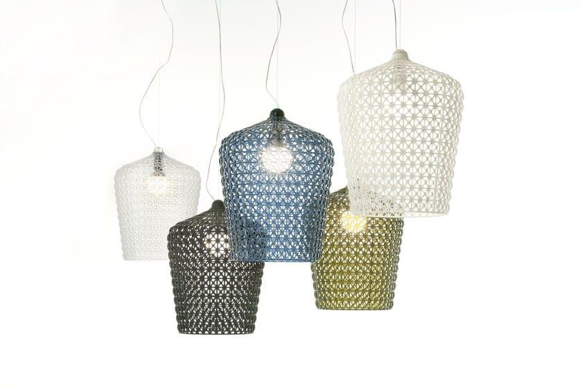 KABUKI | Lampada a sospensione By Kartell design Ferruccio Laviani